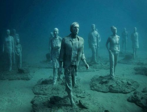 Dive Lanzarote – The Underwater Museum