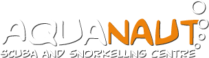 Aquanaut Scuba Diving and Snorkelling Centre Logo